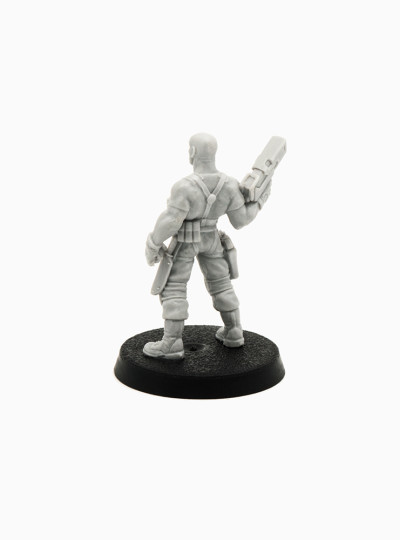 Grant (Hasslefree miniatures)