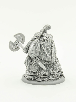 Dwarf Sigurt The Slash Scibor Miniatures