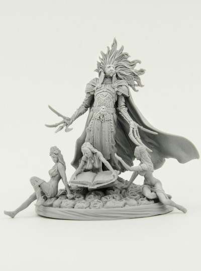 Lion Knight 2nd (Resin Limited Release)