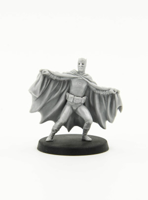 Batman Adam West 35mm (OOP)