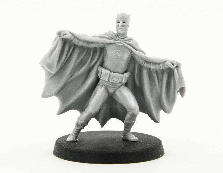 Batman (Adam West) Knight Models Batman Miniature Game Page News