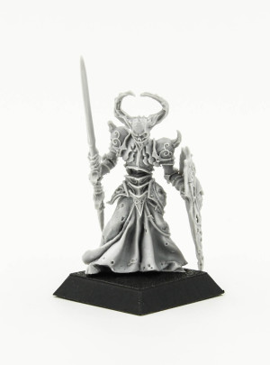 Black Paladins of Acheron Rare miniatures Undead