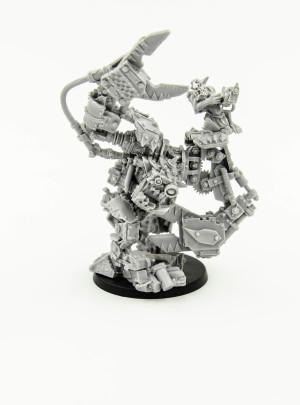 Runtbot and Grot (Forge World Limited Edition 2010)