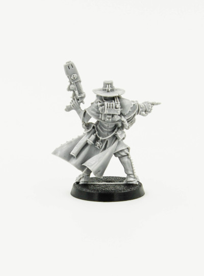 Gideon Lorr (White Dwarf 2004 Limited Edition)