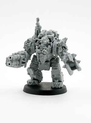 Orks Juggernaut Mecha-Armour