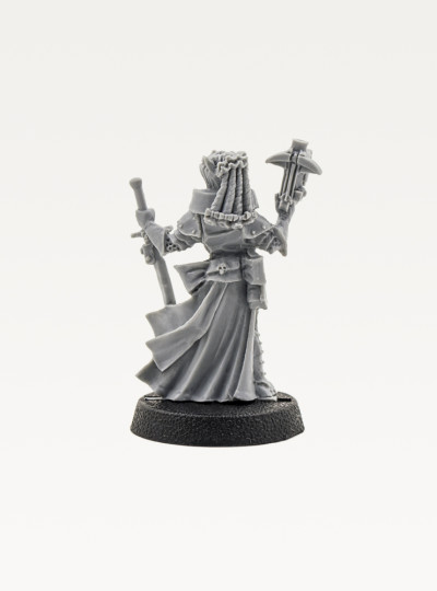 Female inquisitors with Power Sword (Old and Rare)