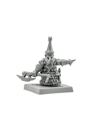 Chaos Dwarf Hellsmith (Limited edition Games Day 2011)