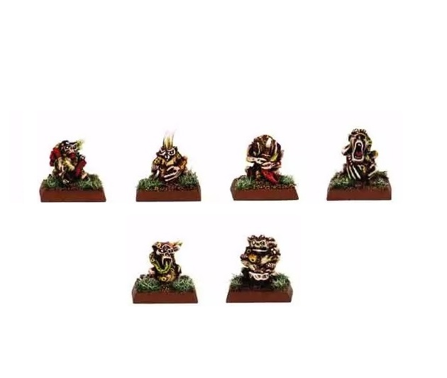 Carnival of Chaos Nurglings