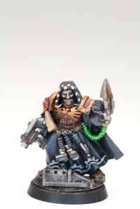 Adeptus Mechanicus Tech Priest 3-Skulz Limited Edition