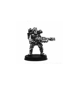 Beret Stormtrooper with Melta Gun 1997