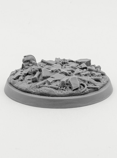 Warhammer 40K 1x50mm Scenic Space Marine Base