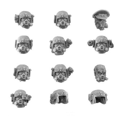 Cadian Heads