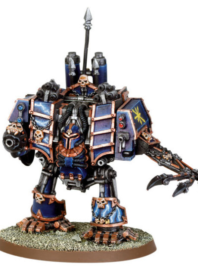 Chaos Space Marines Dreadnought 1993
