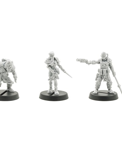 Necromunda Hired Guns