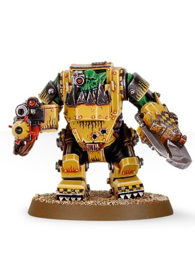 Ork in Mega Armour with  Kombi Shoota-Rokkit Launcha 2000