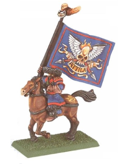 Attilan Rough Rider Standard Bearer
