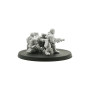 Classic Catachan Heavy Bolter Team (3)