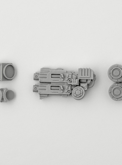 Contemptor Pattern Heavy Bolter Arm