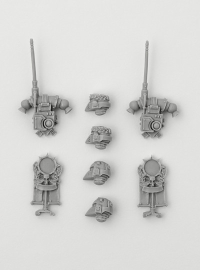 Legion MKVI Command Upgrade Set