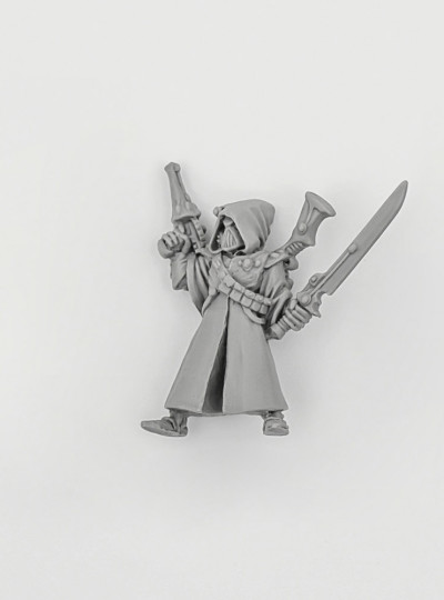 Eldar Scout with Power Sword and Shuriken Pistol 1991