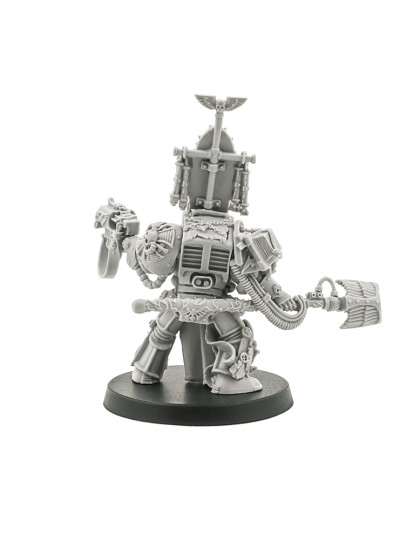 Grey Knight Terminator Librarian(Old and Rare)