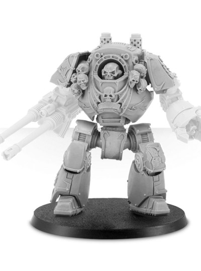 Night Lords Legion Contemptor Dreadnought