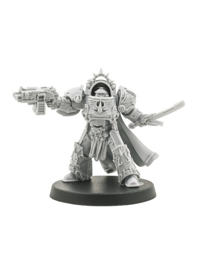 Blood Angels Legion Praetor in Tartaros Terminator Armour