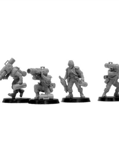 Elysian Missile Launcher Squad