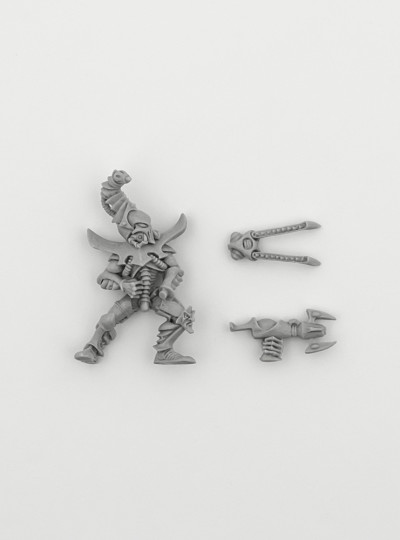 Dark Eldar Incubi with Assault Weapon #1 1991