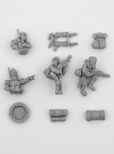 Imperial Guard Tank Accessories