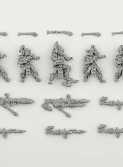 Eldar Dark Reapers