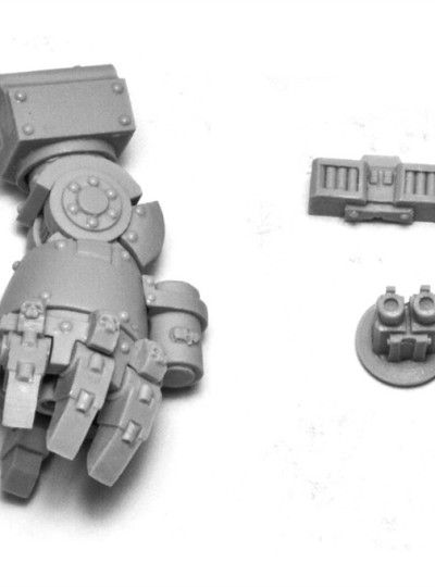 Contemptor Pattern Power Fist