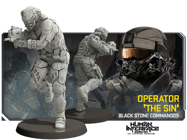 BSC Team Operator 'The Sin'