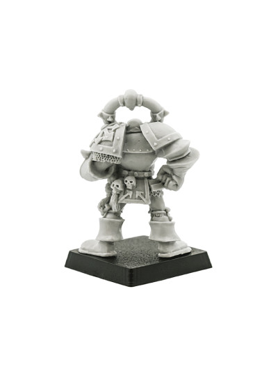 Blood Bowl Lord Borak the Despoiler