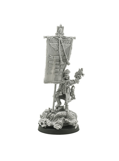 Ciaphas Cain Diorama (Black Library Limited Edition 2005)