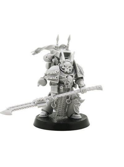 Night Lords Legion Praetor