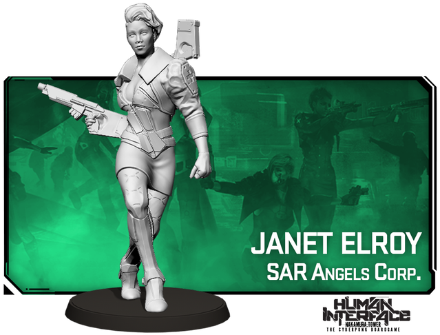 SAR Angels Corp Janet Elroy