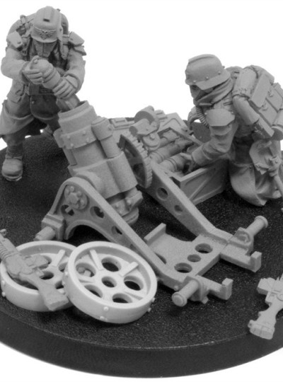 Death Korps of Krieg Mortar Team #2