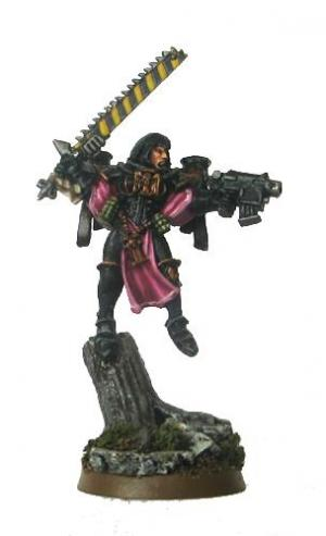 Seraphim Superior with Bolt Pistol and Chainsword (Limited Edition)