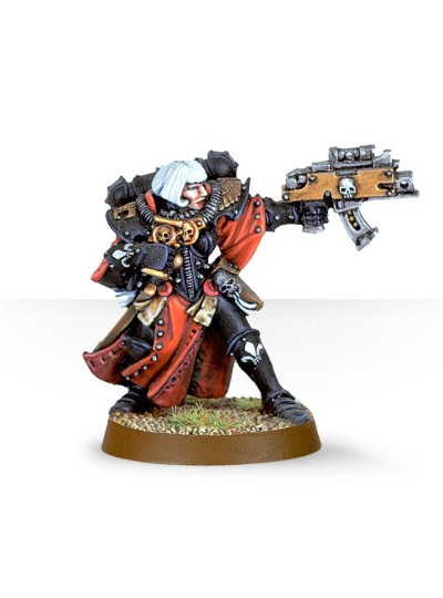 Sister Superior with Bolter