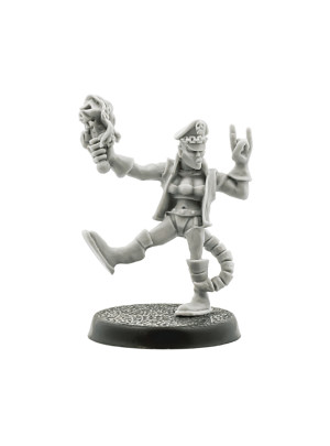 Blood Bowl Chaos Cheerleader