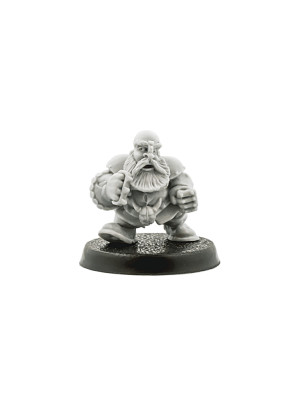 Blood Bowl Dwarf Runner #2