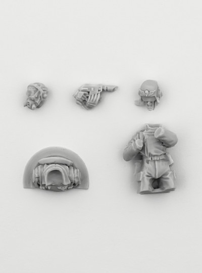 Cadian Vehicle Crew (Very Rare)