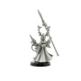 0802WES(2)z30s01 - Eldar Farseer with Spear and Shuriken Pistol