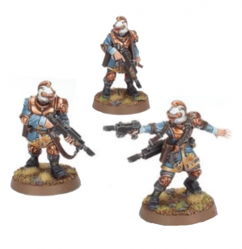 Voidsmen*3 (Kill Team)