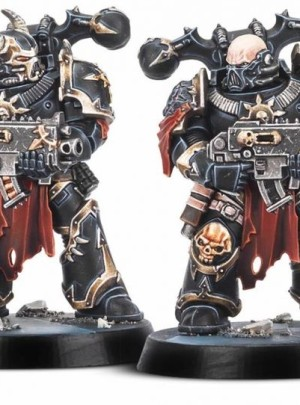 Chaos Space Marines (Blackstone Fortress)