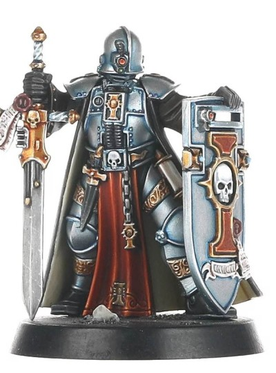 Gotfred de Montbard, Crusader (Blackstone Fortress)