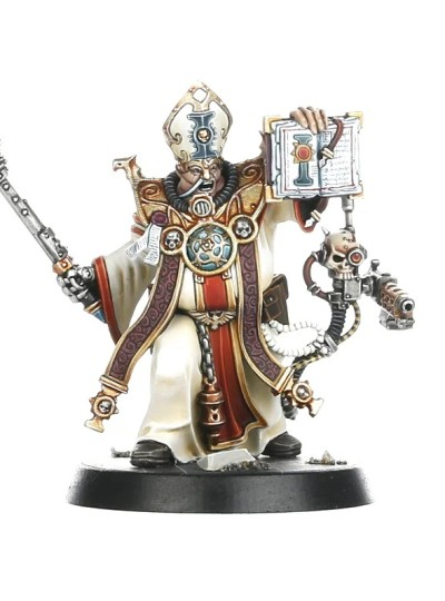 Taddeus the Purifier, Ministorum Priest (Blackstone Fortress)