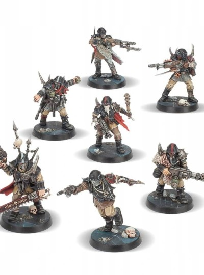 Traitor Guardsmen*7 (Blackstone Fortress)